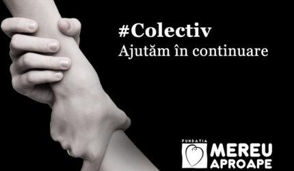 Toți banii strânși în fondul de solidaritate Colectiv merg către victimele tragediei