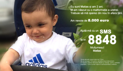 Matias are o malformație congenitală gravă și dureroasă