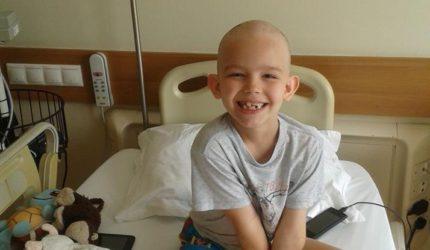 Tratat luni bune pentru răceală, Bogdan a aflat că are cancer