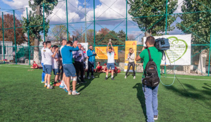"""Carrefour a câștigat locul III la Cupa """"Mereu Aproape"""""""