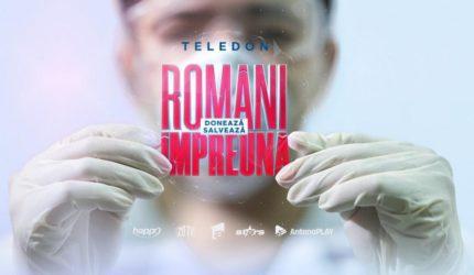 Din sumele donate în cadrul Teledonului Români Împreună, Fundația Mereu Aproape acordă sprijin cadrelor medicale și pacienților din România în lupta cu noul coronavirus
