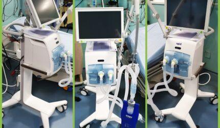 Din banii strânși prin Teledonul Români Împreună, Fundația Mereu Aproape a oferit spitalelor din întreaga țară ventilatoare invazive de înaltă performanță